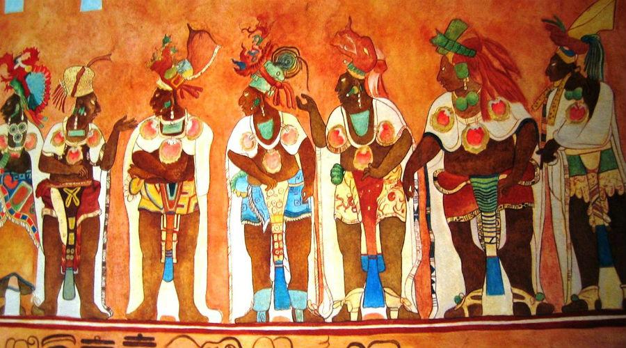 Расцвет майя Великая культура майя переживала настоящий золотой век в период с 300 по 700 год нашей эры. Жрецы той поры прекрасно разбирались в астрономии, ученые изобрели иероглифическую письменность, не говоря уж о календаре, который стал известен как «предсказавший конец света». Но после 700 года цивилизация внезапно пришла в упадок, начались войны и анархия привела к полной гибели майя. Причины этого странного упадка ученым не ясны до сих пор.