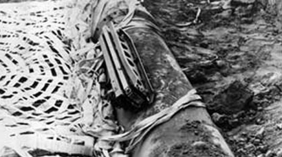 Почти войнаОдин из самых серьезных инцидентов такого рода произошел в 1961 году. Бомбардировщик с двумя водородными бомбами на борту внезапно разрушился прямо в воздухе. Одна бомба удачно легла в болото. У второй открылся парашют и при падении отключились три из четырех предохранителей. Отключись четвертый — обычный низковольтный переключатель, и восточное побережье США украсил бы ядерный гриб на 4 мегатонны.
