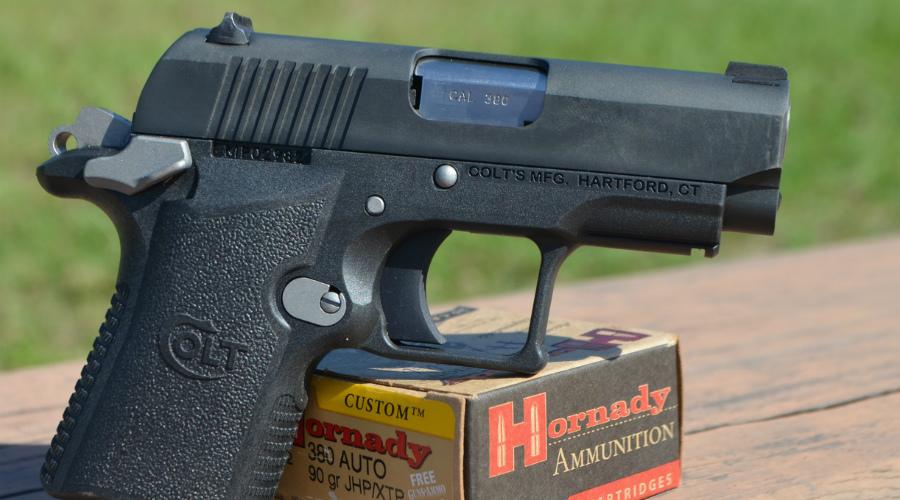 Colt Mustang XSPНастоящая классика для тех, кто действительно ценит качество. Внешне модель XSP напоминает легендарный 1911 со значительно укороченным стволом. Удобный пистолет весит 450 граммов.