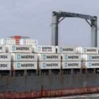 Впервые в истории через Арктику прошел контейнеровоз