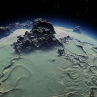 Уступ Верона: самая высокая скала в Солнечной системе