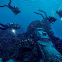 Ученые раскрыли еще одну тайну статуй острова Пасхи