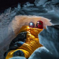 Ночь в сугробе: как переночевать без палатки и без костра