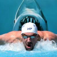 Самый мощный пловец в мире