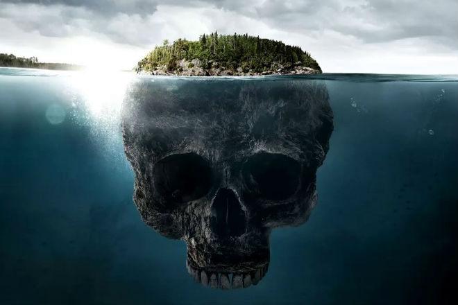 Змеиное логово: на острове человек не находился дольше двух часов