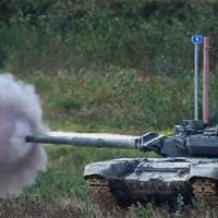 Американцы о новом российском танке Т-90