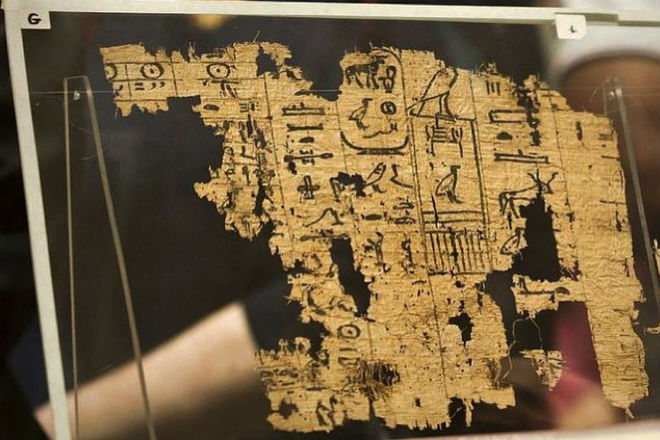 Как строили Пирамиды: ученые расшифровали дневник строителей