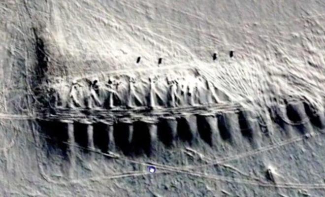 Древние континенты под Антарктидой: ученые разглядели очертания со спутника