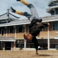 Тренировка пальцев шаолиньских монахов