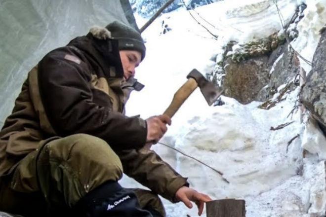 Ходим зимой по тайге: хитрости егерей