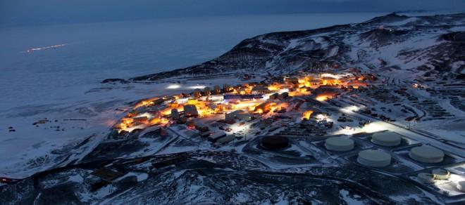 Antarctica: McMurdo Station