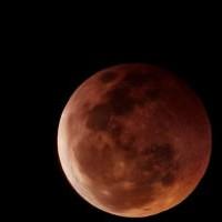 Астрономы случайно сняли как в Луну врезался метеорит