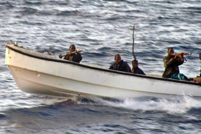 Сомалийские пираты ошиблись кораблем и встретились со спецназом