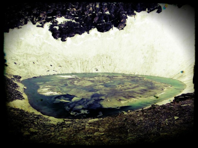 Озеро скелетов в Гималаях: водоем считали входом в другой мир