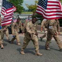Как попадают в армию США