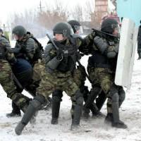 Тюремный спецназ: они приходят когда охранники не справляются