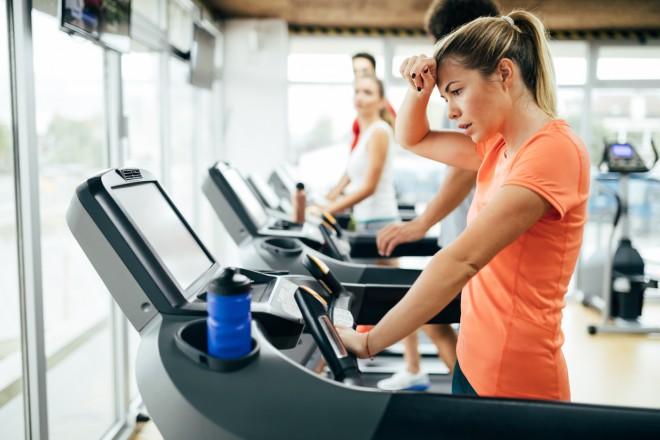 Как легко сбросить вес при сидячем образе жизни.