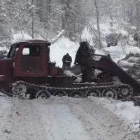 Лесовозы Севера: жесткая и опасная профессия