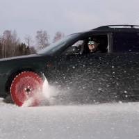 Пилы вместо колес: способ передвижения от северных изобретателей