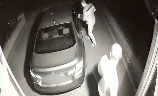 Угон за 6 секунд: как работают похитители авто