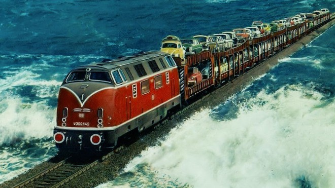 Самые страшные железные дороги мира