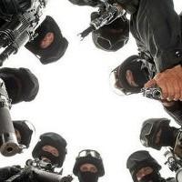 Жесткий захват спецназа ФСБ