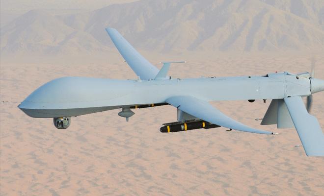 Наковальня ЦРУ: новое секретное оружие для беспилотников