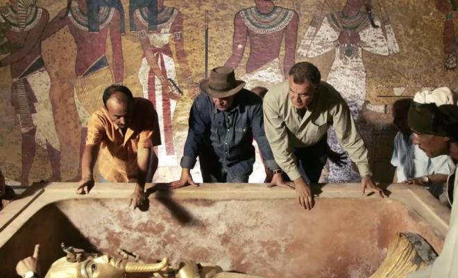 Древние артефакты с секретами, которые открыли зря