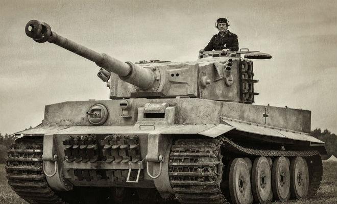 Как боролись с танками Тигр: хитрости советских солдат