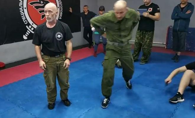 Тактика ближнего боя от инструктора спецназа