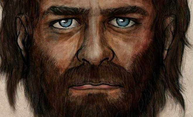 Все люди с голубыми глазами произошли от одного человека