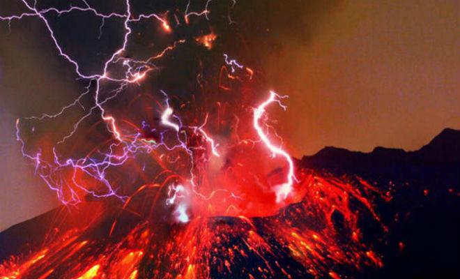 5 самых крупных извержений вулкана в истории человечества
