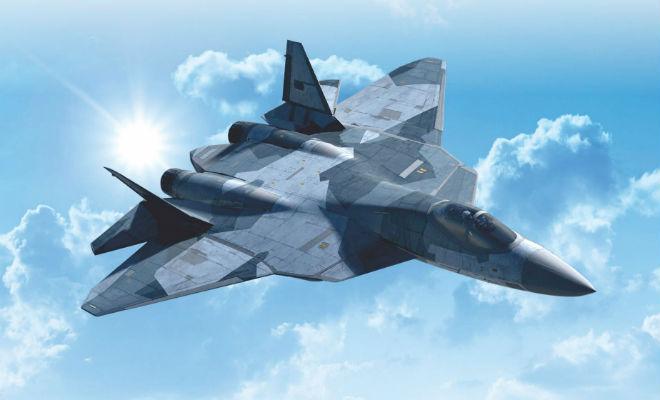 Су-57: секретный истребитель-невидимка