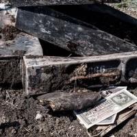 Пулеметный ящик немецкого солдата 70 лет скрывал россыпь монет