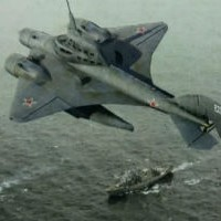 Летающая подводная лодка: секретный проект СССР