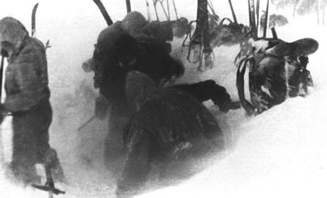 Перевал Дятлова: ученые проверили теорию о снежном человеке