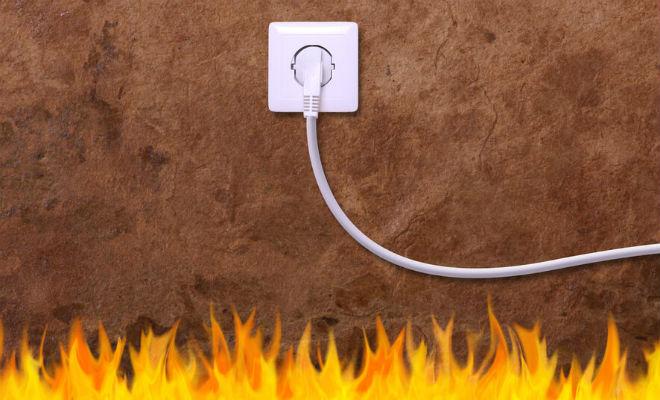 5 главных причин внезапного пожара в доме