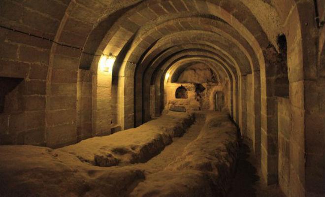 Подземные ловушки неизвестной цивилизации: археологи предпочли отступить