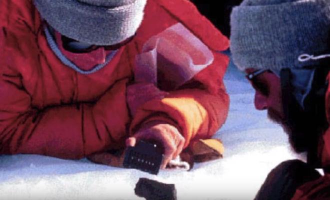 Находки из Антарктиды: археологи нашли артефакты подо льдами