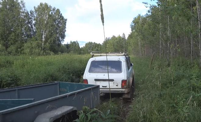 Нашли склад тросов из СССР