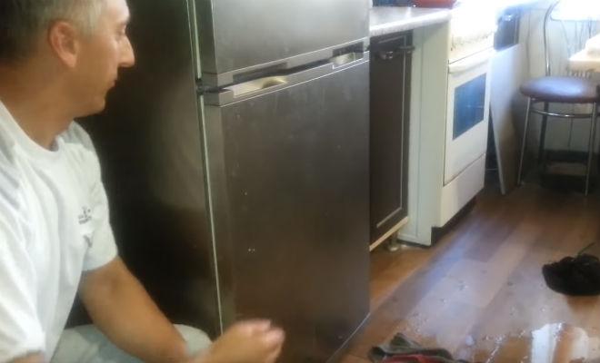 Холодильник морозит с новой силой: за минуту поправили уплотнитель по совету мастера