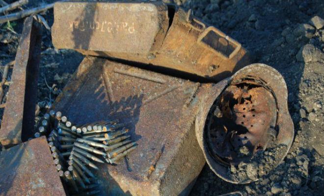 Копатели вскрыли полы: оказалось, что раньше в доме была комендатура Рейха