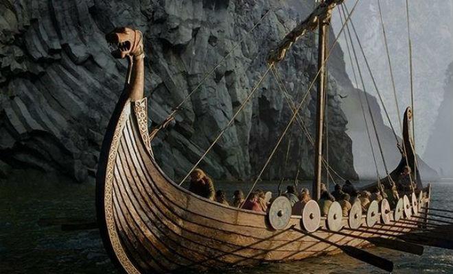 Фермер решил проверить землю радаром и обнаружил под полем корабль возрастом 1000 лет