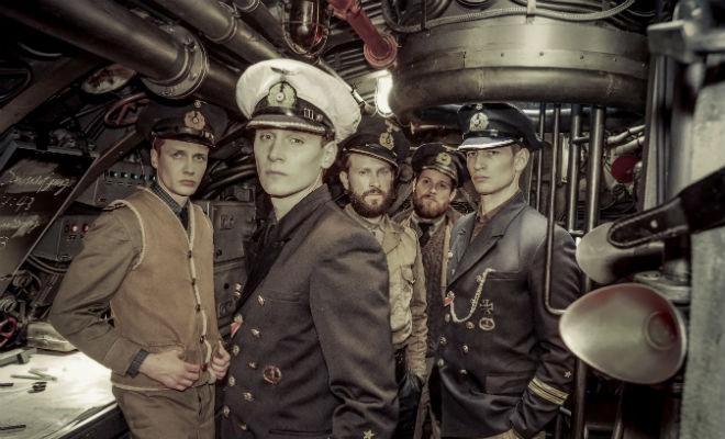 Сухпай подводников Рейха: сколько ели немцы под водой