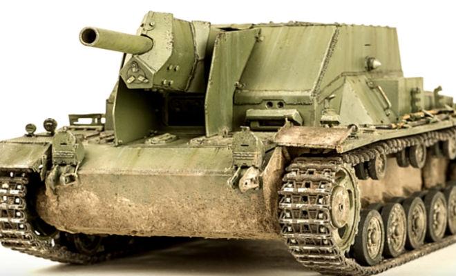 Красная Армия и немецкие танки: инженеры переделали технику Рейха