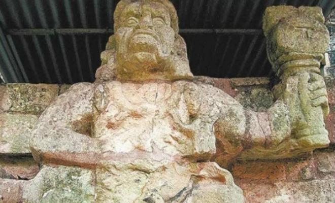 Археологи углубились в чащу джунглей и нашли артефакты неизвестных культур