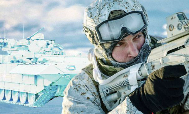 Сухпай полярного спецназа: еда на передовой НАТО