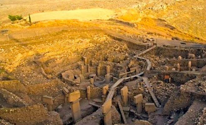 Старейшая цивилизация по ту сторону океана: в пустыне нашли следы древнее пирамид