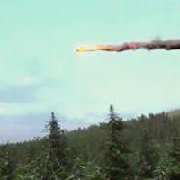 Смельчак с камерой пошел в тайгу в районе падения Тунгусского метеорита